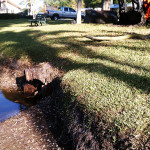 Ranchero Village Pipe Replacement - Before