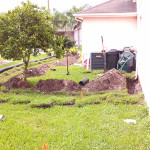 Residential Drainage System
